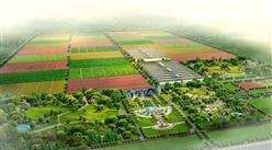 云南大理洱海流域花卉产业园区项目案例
