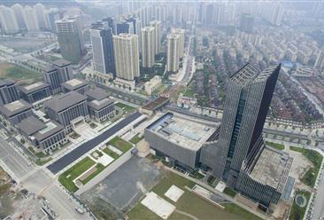 重庆人力资源服务产业园项目案例