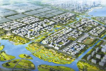 浙江台州无人机航空小镇项目案例