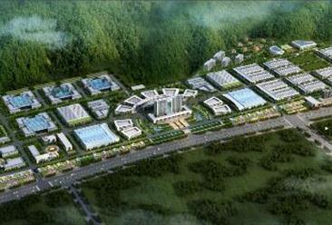 湖北省荊門市京山縣智能制造產業園項目案例