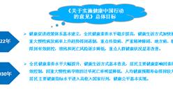 《健康中国行动》等相关文件出台 15个专项行动推进实现健康中国目标(附政策全文)