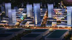 江门市蓬江区人力资源服务产业园项目案例