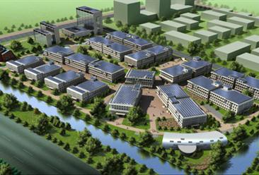 陕西靖边太阳能光伏产业示范园区项目案例