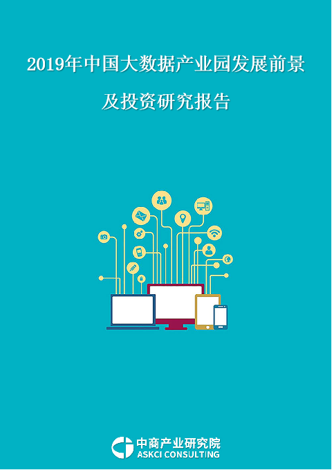 2019年中國大數據產業園發展前景及投資研究報告