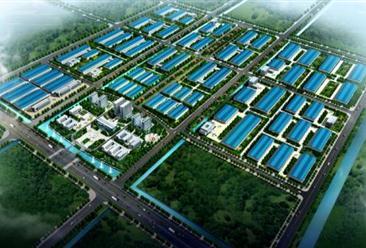 江苏大丰汽车零部件产业园项目案例