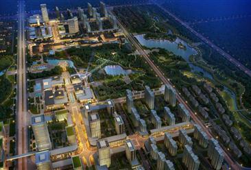 雨湖产业新城项目案例