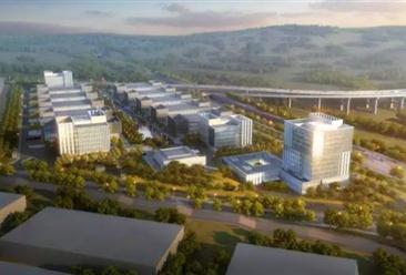 重庆两江新区电子信息产业园项目案例