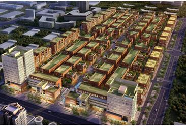 重庆两江新区生物医药产业园项目案例