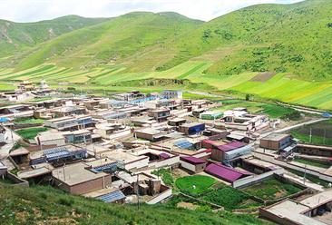 甘肃临潭县古洮州民族民俗风情文化产业园项目案例