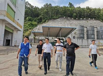 招商对接:中商产业研究院助力赣州项目对接