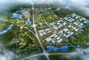 浙江金华义乌绿色动力小镇项目案例