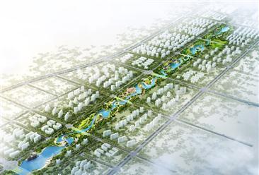 济宁高新区安全装备产业园项目案例