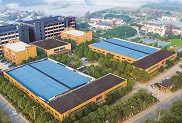 徐州市家装文化产业园项目案例