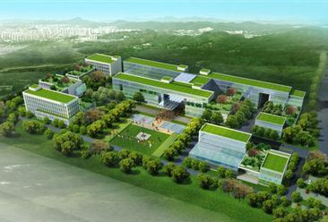 马鞍山绿色建筑装饰材料产业园项目案例