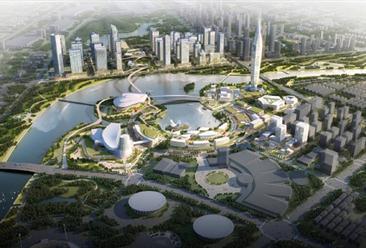 浙江金华义乌丝路金融小镇项目案例