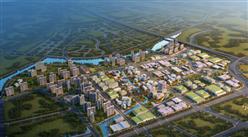 广州神山轨道交通装备产业园项目案例
