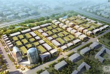 江苏扬中智慧电气小镇项目案例