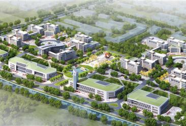 晋中市灵石县新材料产业园项目案例