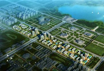 大同市灵丘县新材料产业园项目案例