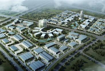 晋中市新型医药健康产业区项目案例