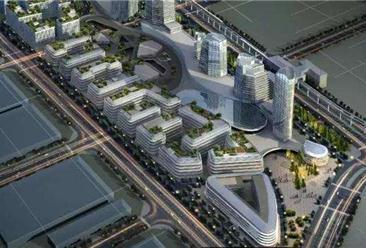 国家集成电路设计西安产业化基地项目案例