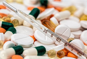 2019年7月中国医药品进口量为1.5万吨 同比增长25%