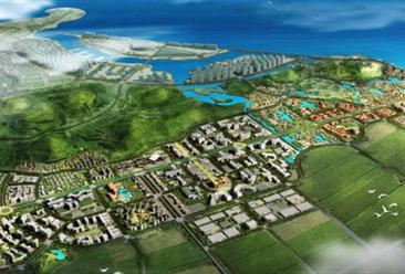 福建莆田妈祖国际医疗健康小镇项目案例