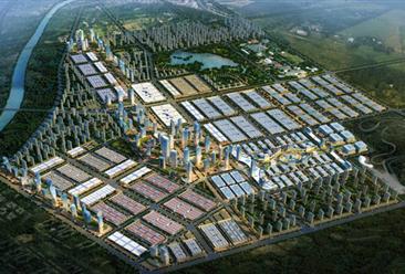 中亚硅谷(深圳)产业基地项目案例