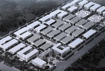 中亞硅谷(大冶)產業基地項目案例