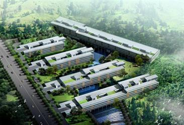 青岛国际动漫游戏产业园项目案例