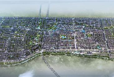 山东滕州市滨湖微山湖湿地小镇项目案例