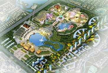 西安东方帝王谷高科技历史文化产业园项目案例