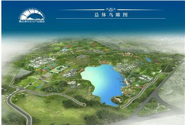 蒙古源流文化产业园区项目案例