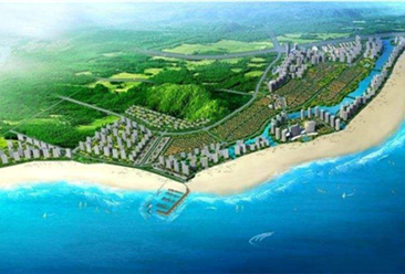 山东省海阳市辛安海织小镇项目案例