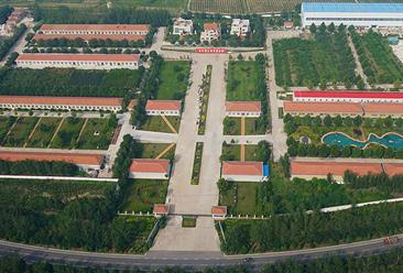 山西宇达青铜文化产业园项目案例