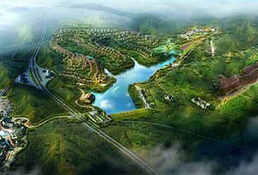 广东熙和湾客乡文化旅游产业园项目案例