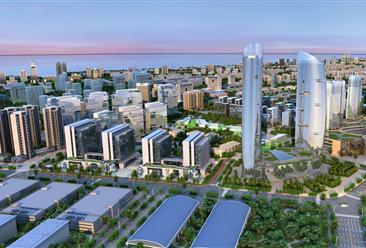 北海市银河产业城项目案例