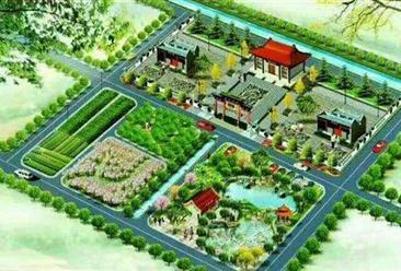 渭南白居易文化产业园