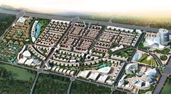 青島國際服裝產業城項目案例
