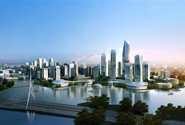 中国平潭集群共享产业园项目案例