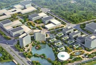 浙江乐清智能电气小镇项目案例