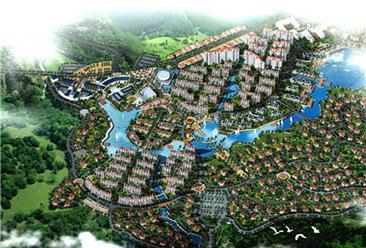 梅州客天下旅游产业园项目案例