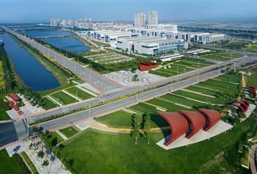 天津滨海中国旅游产业园项目案例