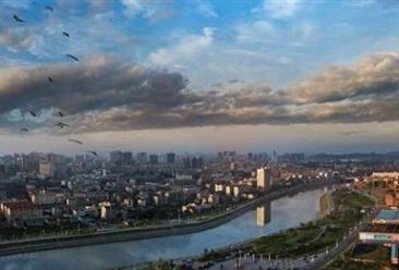 邵阳市北塔区湘商文化旅游产业园项目案例