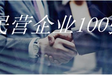 2019年四川省民营企业100强排行榜
