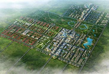 湖北华中家具产业园项目案例