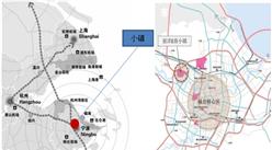浙江省宁波市江北前洋E商小镇项目案例
