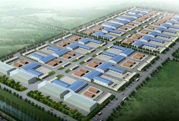 唐山曹妃甸区木材产业园区项目案例