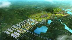 江西共青城市南湖基金小镇项目案例