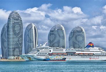 上海宝山区将打造国际邮轮之城 上海vs海南邮轮产业竞争对比分析(附图表)